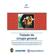 Tratado De Cirugia General. Medicina,libros Ma Moderno
