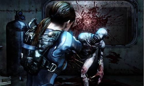 ..:: Resident Evil Revelations ::.. Para Nintendo 3ds