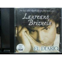 Laureano Brizuela: No Hay Adios. 2001. Cd Seminuevo !!!