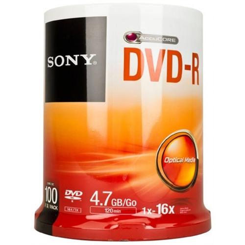 100 dvd r:
