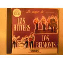 Los Hitters Y Los Belmonts Cd Lo Mejor De