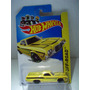 Hot Wheels 72 Ford Ranchero Amarillo 134/250 2014