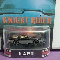 Hot Wheels Kinght Rider K.a.r.r. Karr Retro