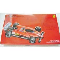 Auto Ferrari F-1 126c2 Monaco Gp Esc. 1/20 Fujimi Nuevo