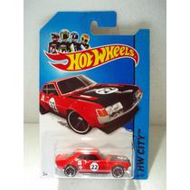 Hot Wheels 70 Toyota Celica Rojo 24/250 2014