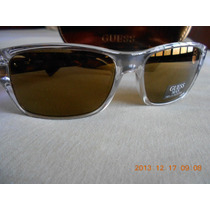 Lentes De Sol Guess Men Gu 6647 57-16-140