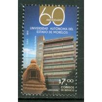 Sc () Año 2013 B2 Morelos Universidad Autonoma 60 Aniv