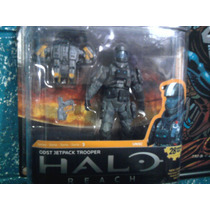 Halo Reach Odst Jetpack Trooper Mcfarlane Toys Master Chief