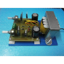 Fuente Simetrica Variable De +/- 15volts