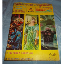 Comic Doble D Tradiciones Y Leyendas No 1115-242