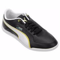 Tenis Mercedes Amg Petronas Silver Trainers 01 Puma 305508
