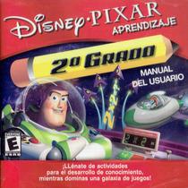 Pc Disney Pixar Aprendizaje 2do Grado (mercado Pago Y Oxxo)