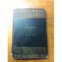 Libro Antiguo , Bibiana / Juan Orti Y Lara