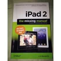 Libro Seminuevo Regalo Ipad 2 The Missing Manual
