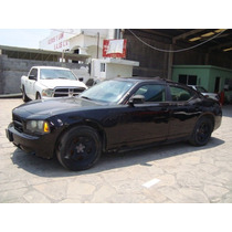 Precasa Autos Dodge Charger Police 2010