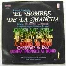 El Hombre De La Mancha / Xew 1 Disco Lp Vinil