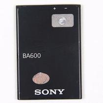 Baterias Pila Ba-600 Sony Nuevo Y Original