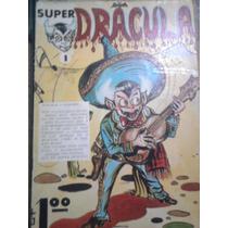 Revista Super Dracula Número 1 Comics Vintage