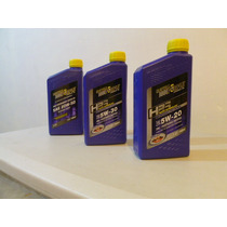 Aceite Sintetico Royal Purple Hps Df Y Area Metropolitana