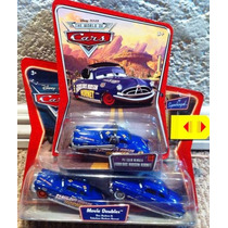 Cars Disney Hudson Hornet Pit Crew. Super Dificiles !!!!