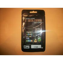 Promo Mica De Pantalla Samsung S5360 Galaxy Young!!!