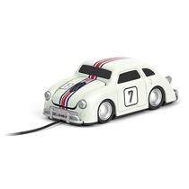 Mouse En Forma De Volkswagen Herbie Vocho Auto Carreras