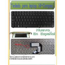 Teclado Hp Pavilion G4-2000 G4-2205la G4-2268la G4-2165la