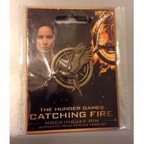 The Hunger Games: En Llamas Sinsajo Pin Original