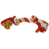 Toy Dog - Vida Cotton Raggy Hueso Pequeño Perrito Que Masti