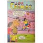 Los Cremas # 1 1976 Ed. Dimensión Vintaje Club América