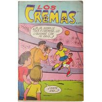 Los Cremas # 1 1976 Ed. Dimensión Vintaje Club América Hm4