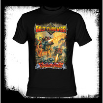 Bolt Thrower - Realm Of Chaos Playera Death Metal