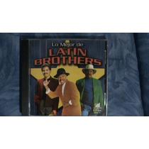 Salsa Cd De Latin Brothers Lo Mejor