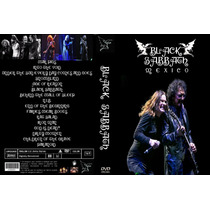 Black Sabbath Dvd Mexico 2013