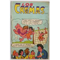 Los Cremas No. 3 1976 Ed. Dimensión Vintaje Club América Hm4