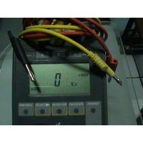 Multimetro Digutal Iso-cap100 Norma Medidor De Aislamiento
