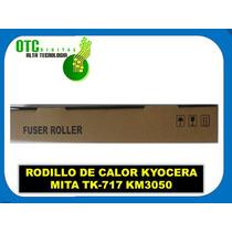 Rodillo De Calor Kyocera Mita Tk-717 Km3050 Vbf
