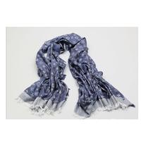 Mascadas Fashion Para Dama Seda-algodon 140 * 140 Cm Maa