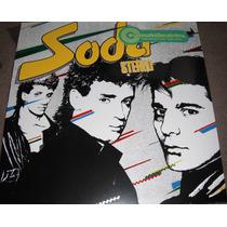 Soda Stereo - Soda Stereo (vinilo, Lp, Vinil, Vinyl)