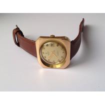 Precioso Reloj Automático Gruen Geneve 25 Joyas, Suizo, Oro