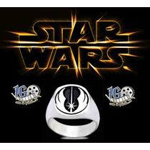 Anillo Caballero Jedi Star Wars Original Plata 0.925 Igo!!!