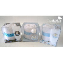 Recuerdos Bautizo Baby Shower Comunion Kit Toalla Y Gel