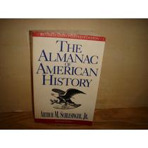 Inglés-el Almanaque D La Historia Americana (estadounidense)
