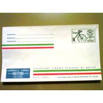 Sobre Entero Postal México Exporta