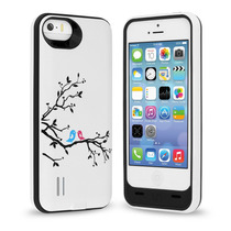 Funda Bateria Uncommon Love Birds Iphone 5 Power Gallery