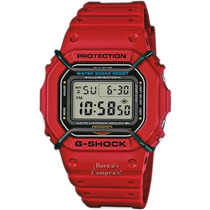 Reloj Casio G Shock Modelo Dw-5600p-4er