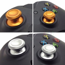 Thumbstick Joystick Capuchon Metalico X One Ps4 Aluminio