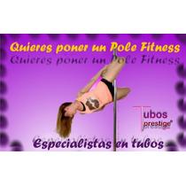 Todo Para Tu Gym Tubo Para Pole Dance Giratorio Y Fijo