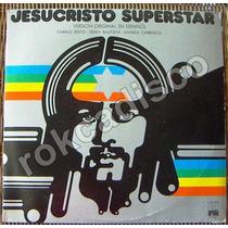 Españoles, Jesucristo Superstar, Camilo Sesto, 2 Lp´s 12´,