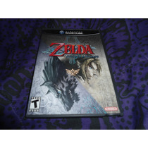 The Legend Of Zelda Twilight Princess Para Nintendo Gamecube